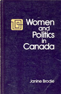janine-brodie-women-and-politics-in-canada